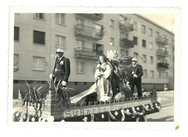 1957 benediction des cloches 11